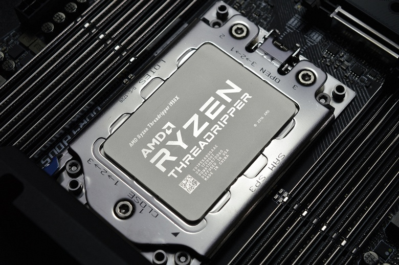 Появились все параметры новых процессоров AMD Ryzen Threadripper. 32-ядерная модель будет стоить 1800 долларов