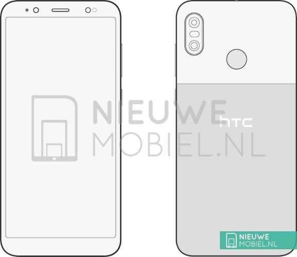 HTC U12 Life напоминает смартфоны Google Pixel