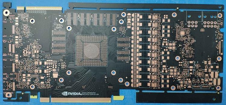 Обнародованы фото PCB преемницы GeForce GTX 1080