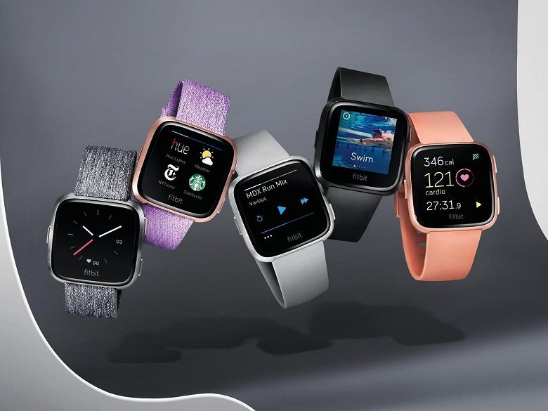 Умные часы Fitbit Versa в Северной Америке продаются лучше, чем все модели Samsung, Garmin и Fossil вместе взятые
