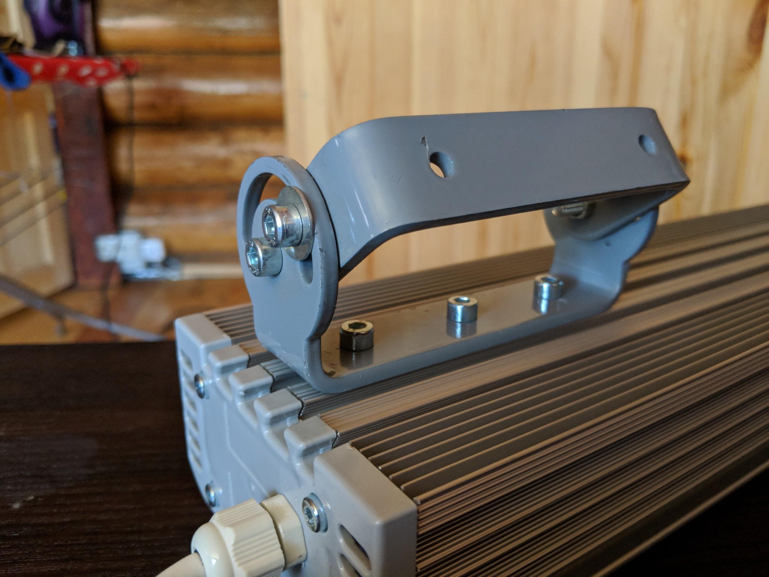 Промышленные светильники от отечественного производителя Эффест с хорошим индексом цветопередачи - 15