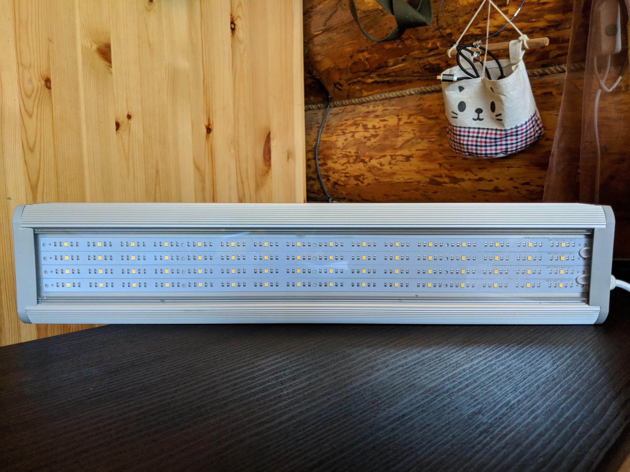 Промышленные светильники от отечественного производителя Эффест с хорошим индексом цветопередачи - 8