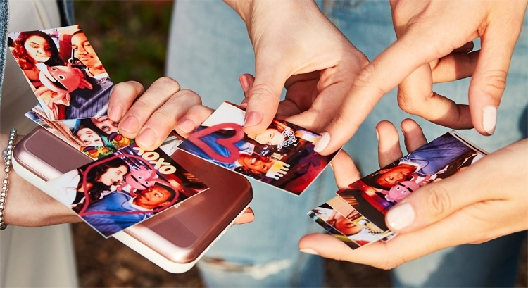 Canon Zoemini: карманный принтер для печати снимков со смартфона