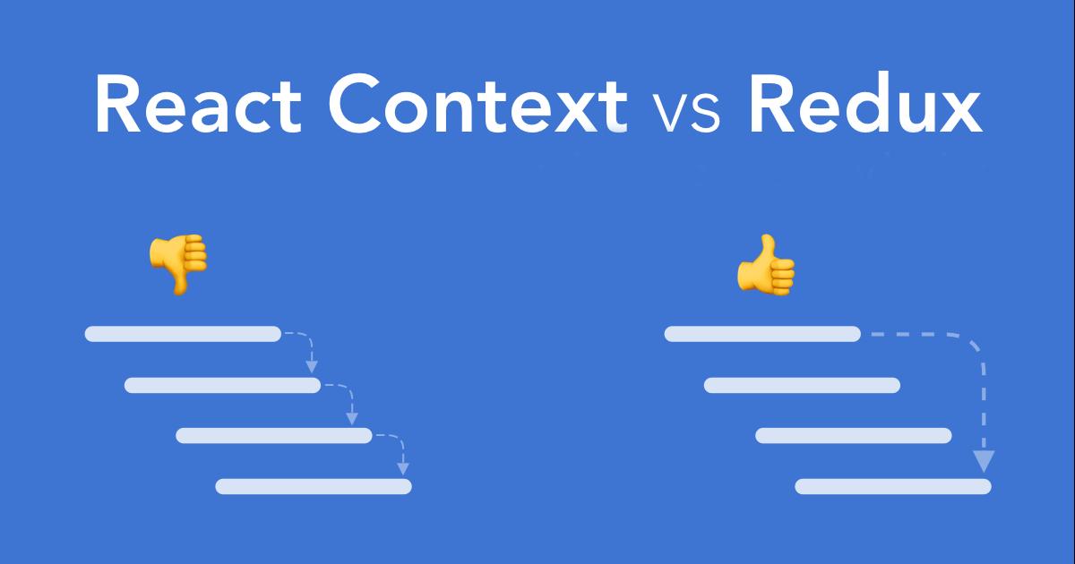 Redux против React Context API - 1
