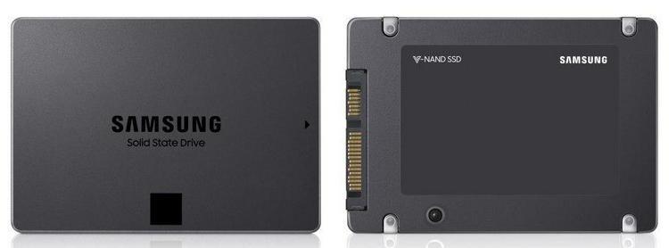 Samsung запустила производство массовых SSD на памяти QLC V-NAND