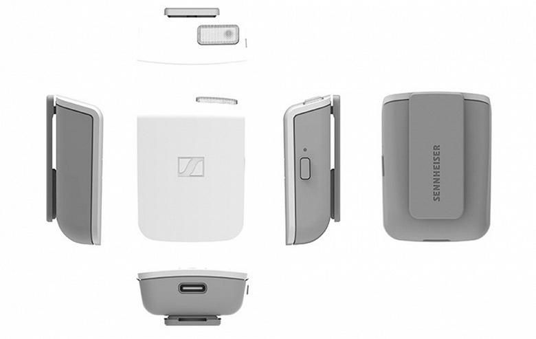 Sennheiser выпустила беспроводной микрофон для смартфонов