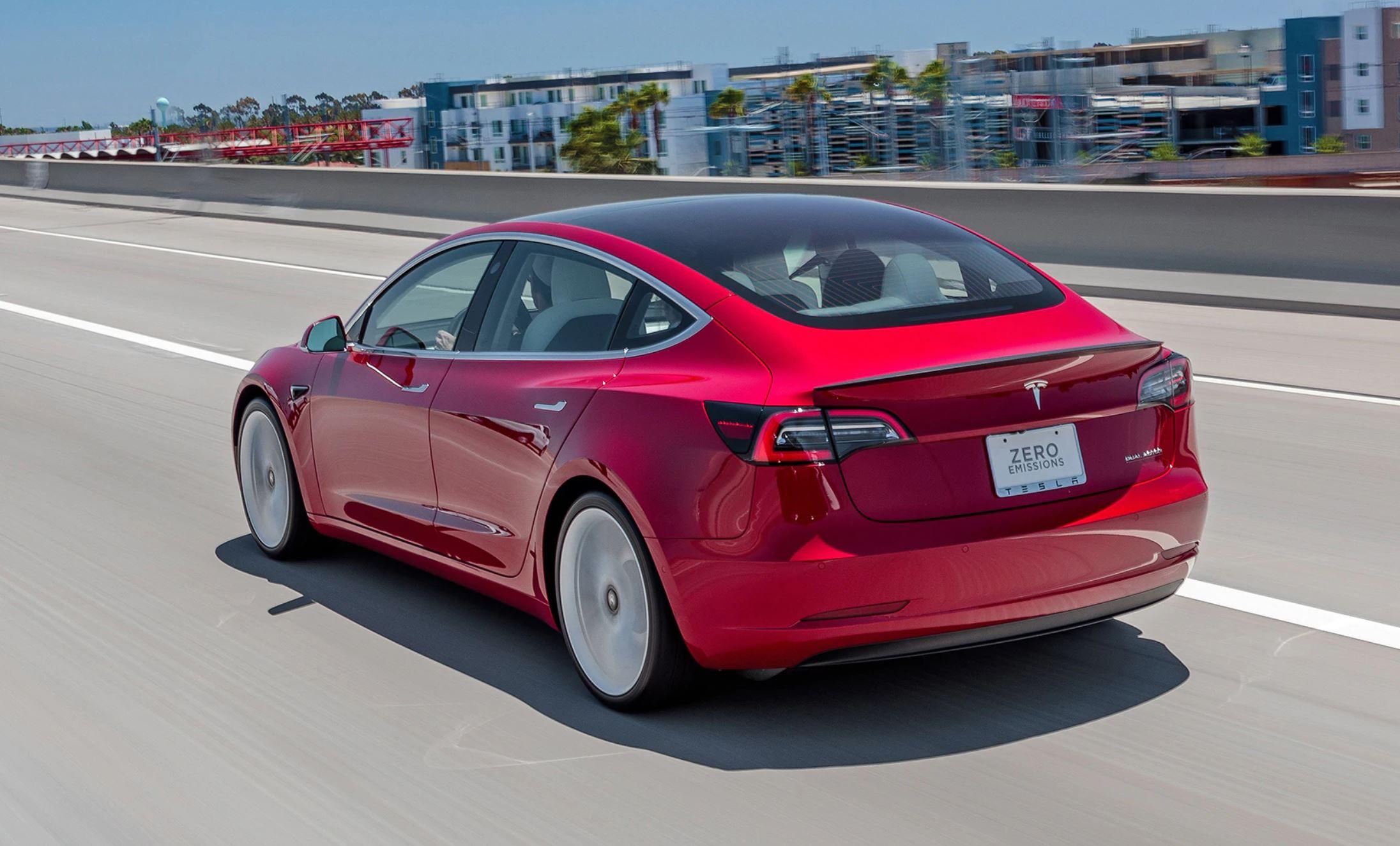 Чего не говорят об отчете Tesla - 1