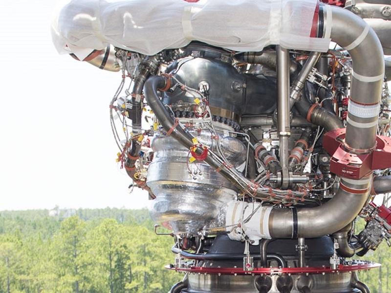 Жизнь двигателя после смерти ракеты - 2