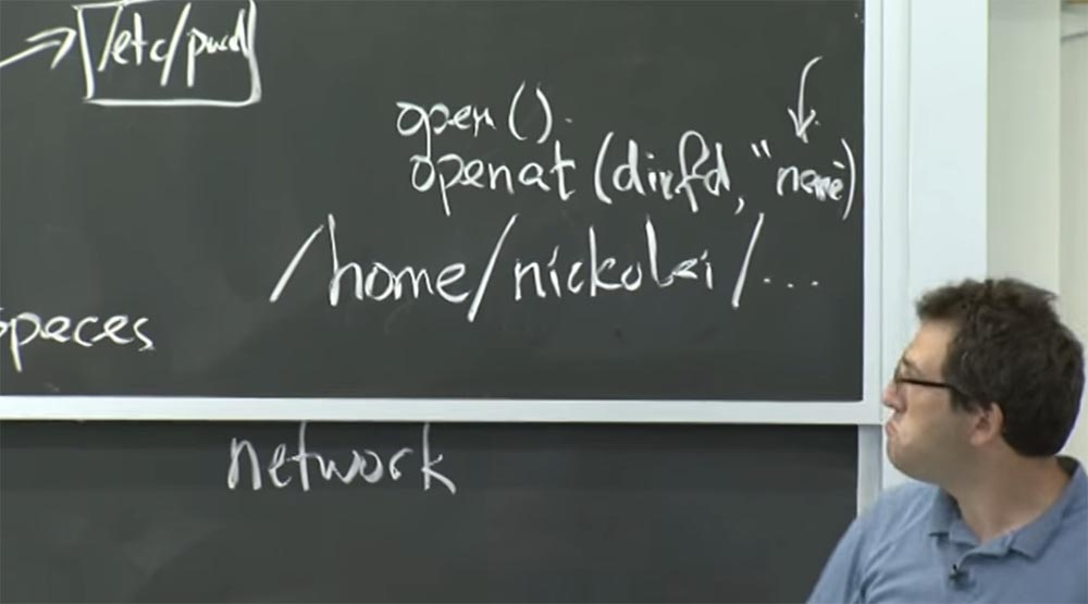 Курс MIT «Безопасность компьютерных систем». Лекция 6: «Возможности», часть 2 - 7