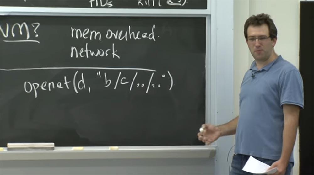 Курс MIT «Безопасность компьютерных систем». Лекция 6: «Возможности», часть 2 - 9