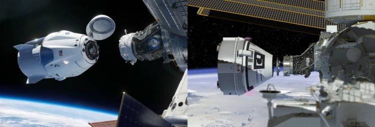 Первый полёт пилотируемого космического корабля SpaceX намечен на апрель 2019 года