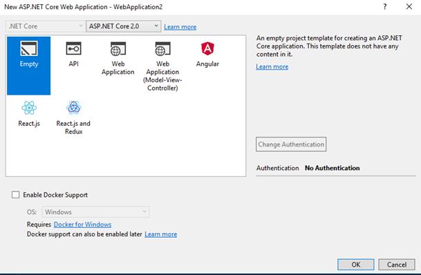 Создаем простой API-шлюз в ASP.NET Core - 3