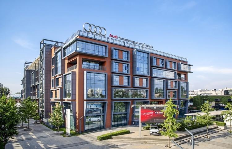 Audi и Ericsson займутся внедрением 5G-связи