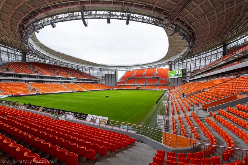 Безопасность «Екатеринбург Арены»: как мы подготовили стадион к ЧМ-2018 - 10