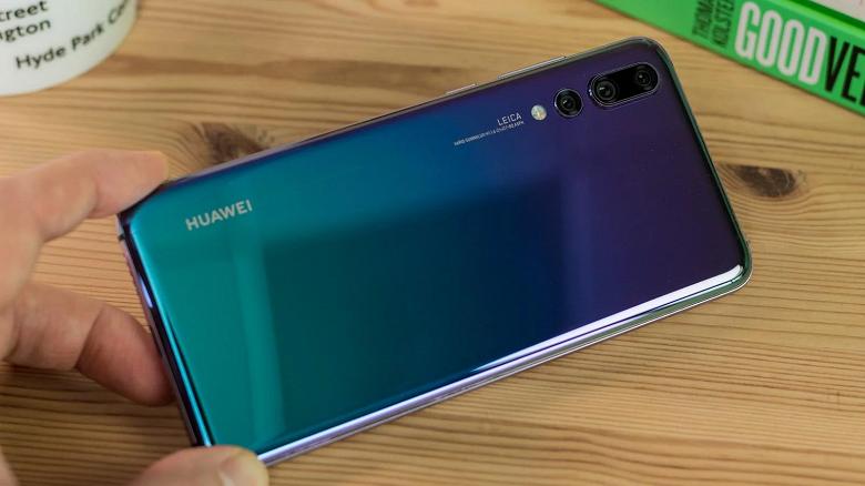 Лучший камерофон Huawei P20 Pro продолжает дешеветь