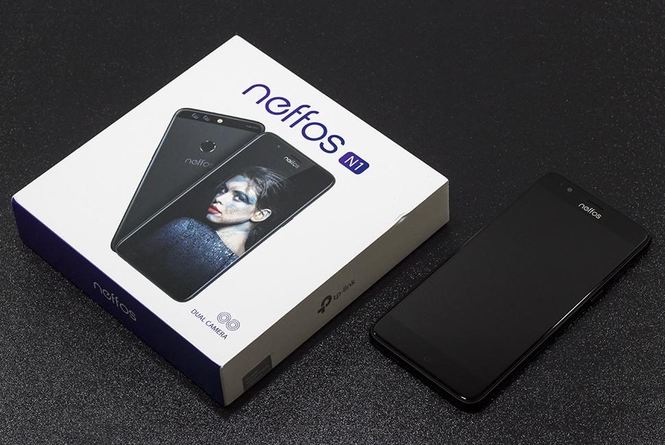 Обзор смартфона Neffos N1 - 1