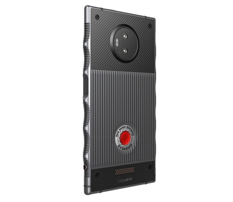 Смартфон RED Hydrogen One с голографическим экраном выйдет осенью