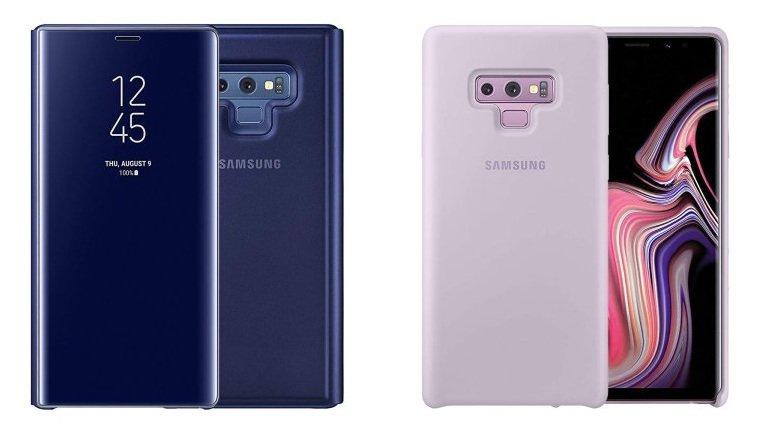 Смартфон Samsung Galaxy Note9 ещё не представили, а фирменные чехлы для него уже продаются
