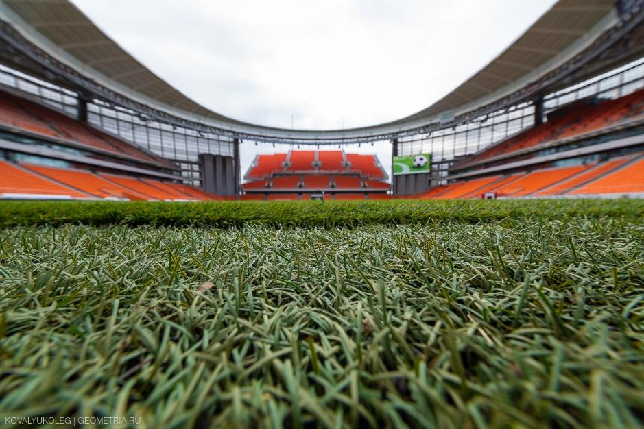 Стадион «Центральный» в Екатеринбурге: безопасность болельщика и как мы реконструировали инженерные системы - 15