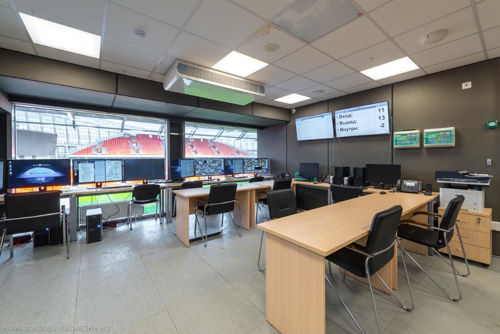 Стадион «Центральный» в Екатеринбурге: безопасность болельщика и как мы реконструировали инженерные системы - 7