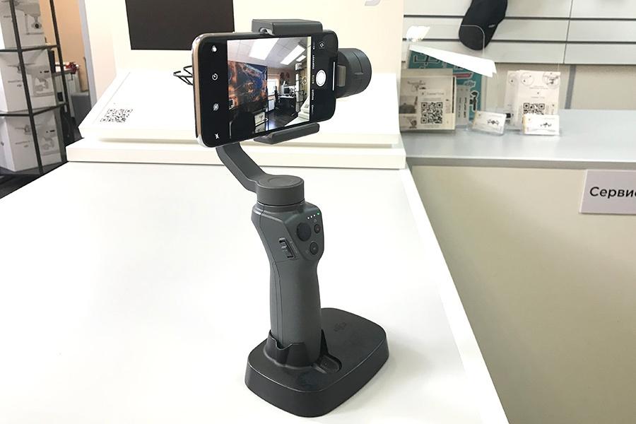DJI Osmo Mobile 2 — электронный стабилизатор для телефона - 1