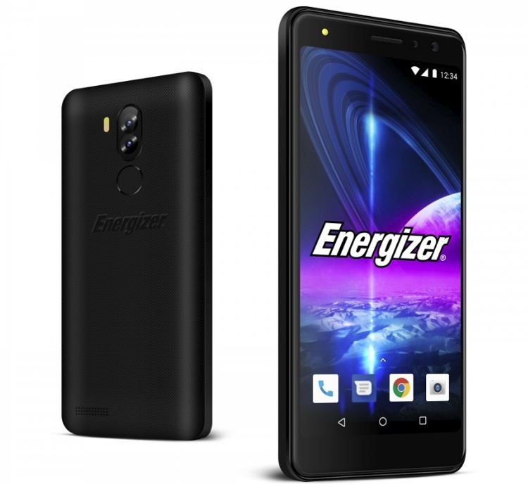 Energizer Power Max P490: смартфон на платформе Android Oreo Go Edition