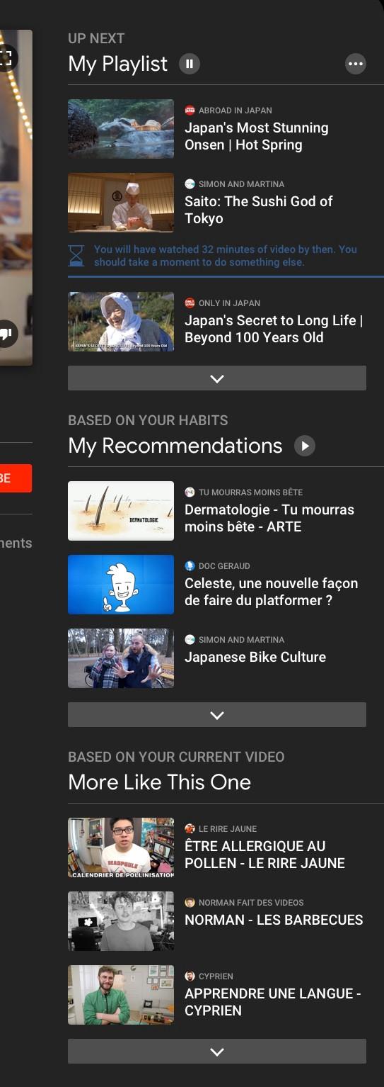 Дизайн привычных вещей: как улучшить интерфейс на примере YouTube - 6