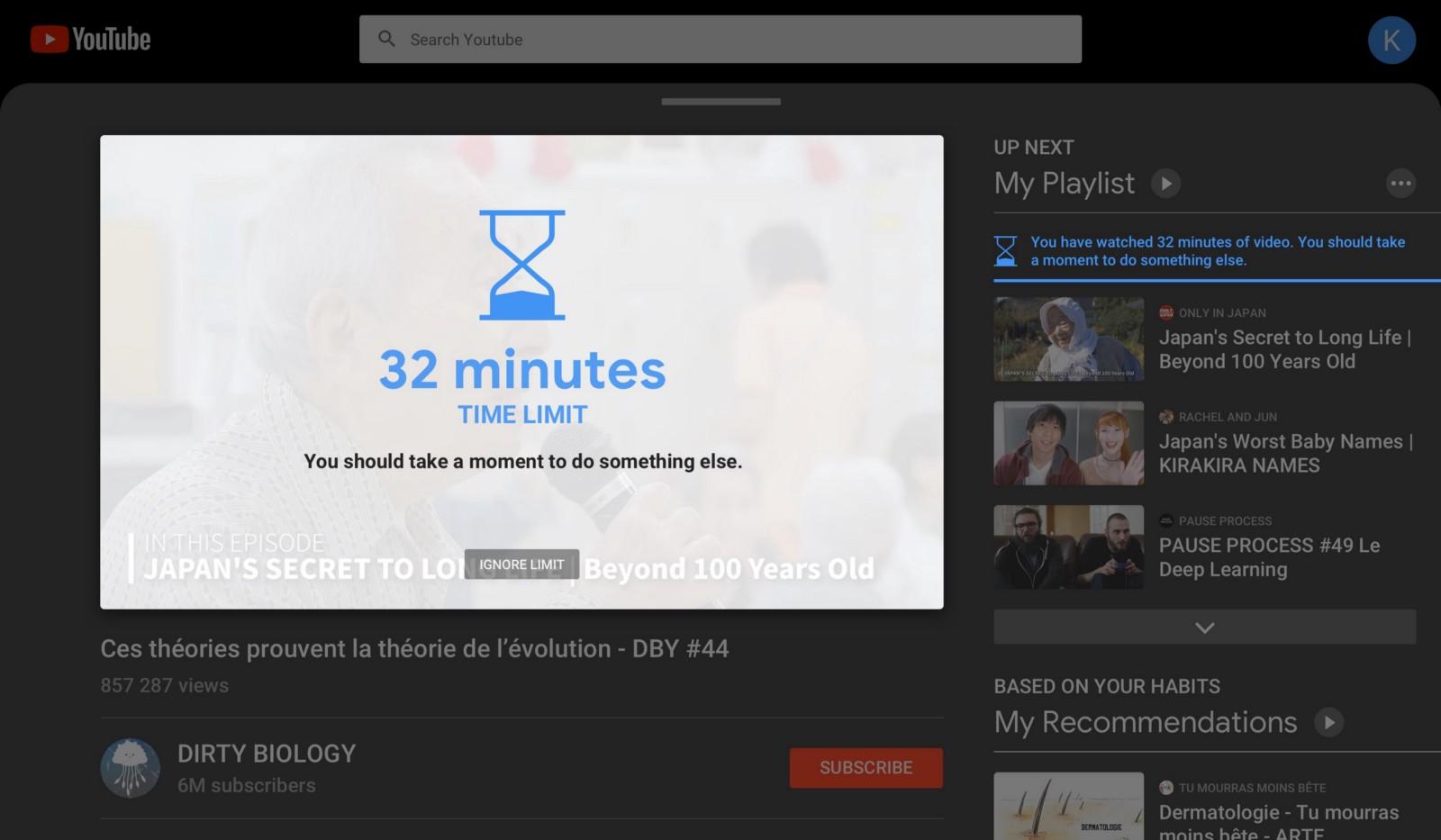 Дизайн привычных вещей: как улучшить интерфейс на примере YouTube - 8