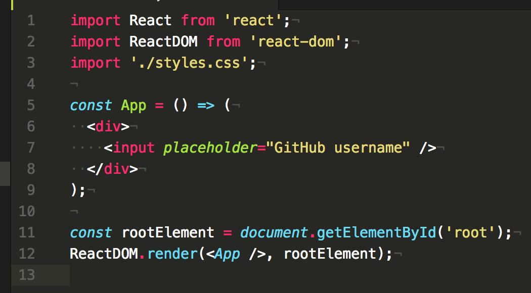 Как сделать поиск пользователей по GitHub используя React + RxJS 6 + Recompose - 4