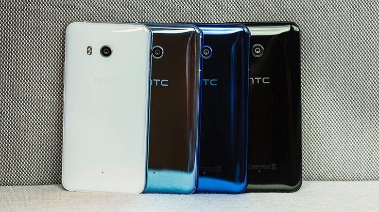 Квартальная выручка HTC рухнула в 2,4 раза