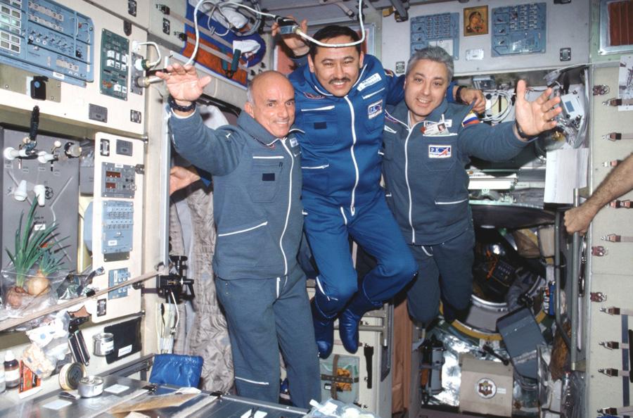 Опыт космического туризма - 3