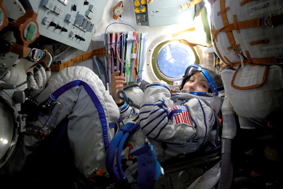 Опыт космического туризма - 4