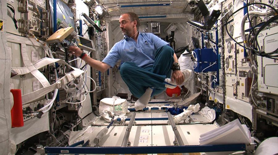 Опыт космического туризма - 5