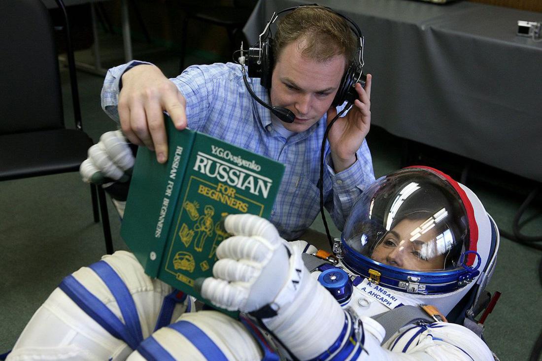 Опыт космического туризма - 1