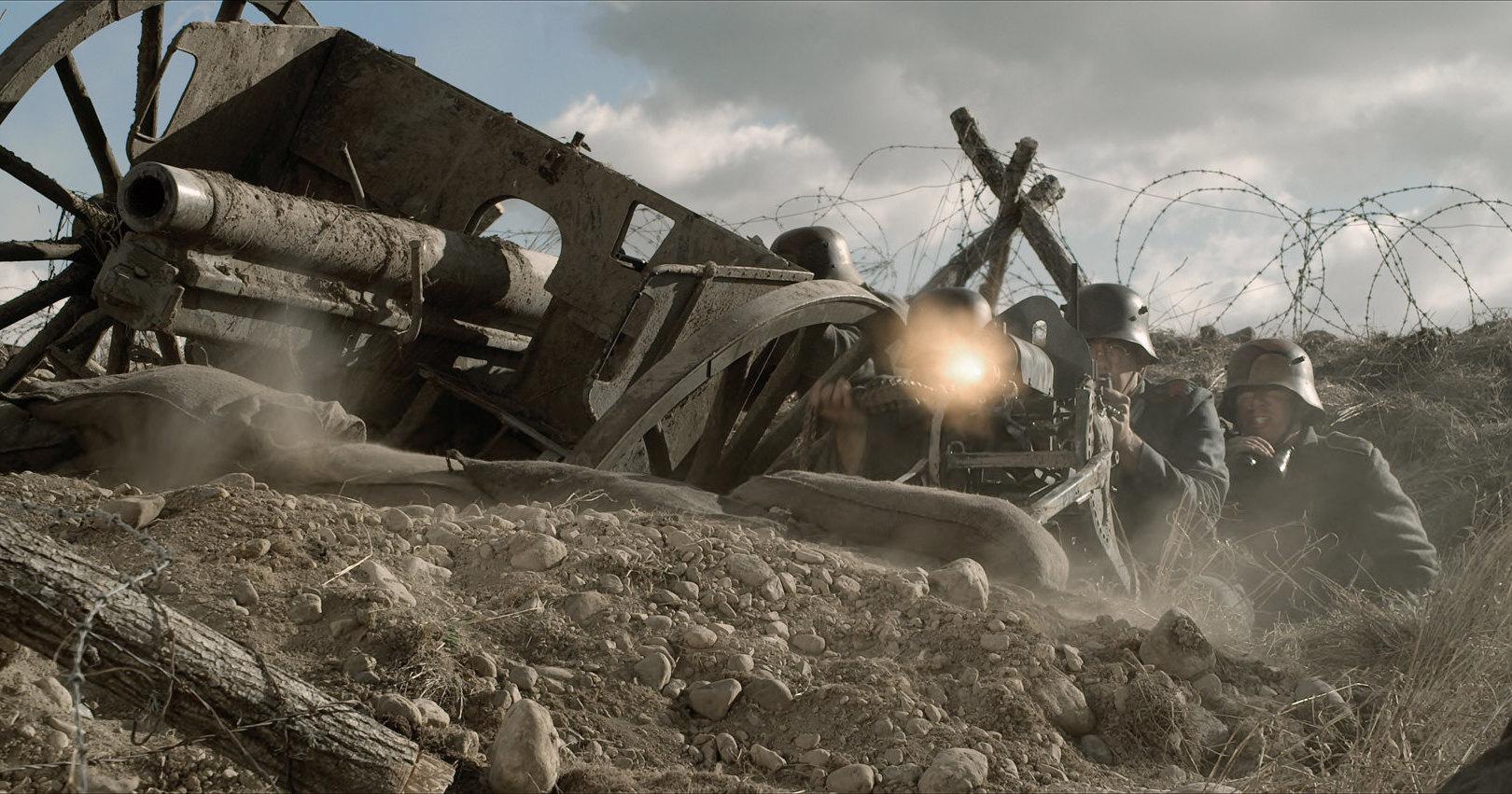 Штурмовые отряды кайзера: штурмгруппы на Первой мировой