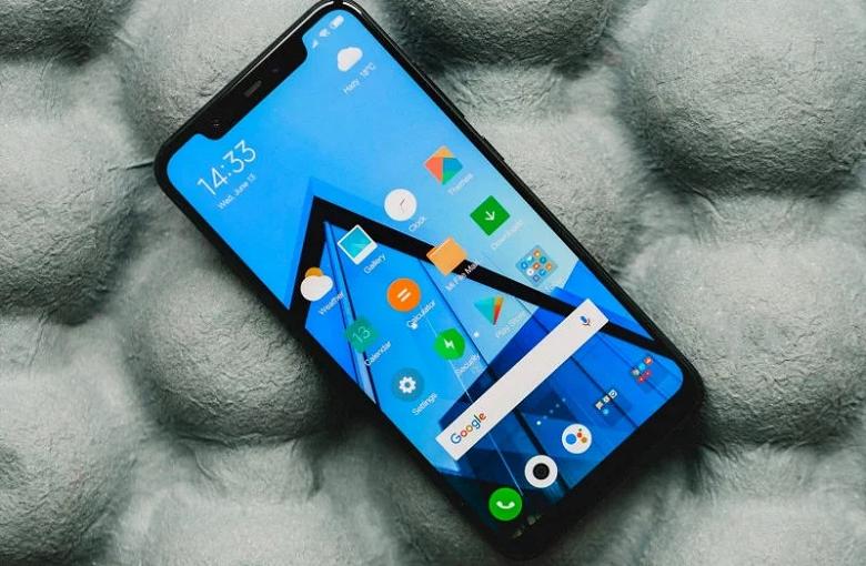 Видео дня: смартфон Xiaomi Pocophone F1