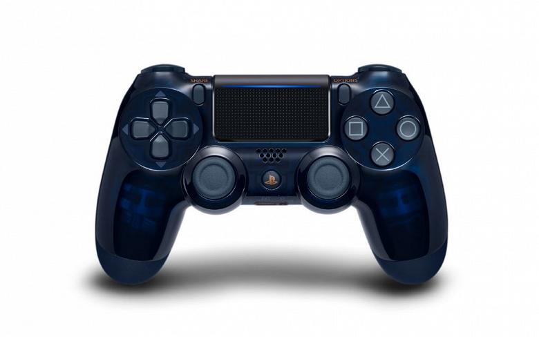 Sony продала более 500 миллионов консолей PlayStation и выпустила прозрачную PS4 Pro