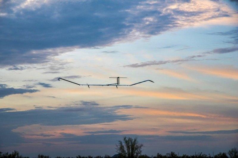 Беспилотник Airbus провел в воздухе больше 25 суток