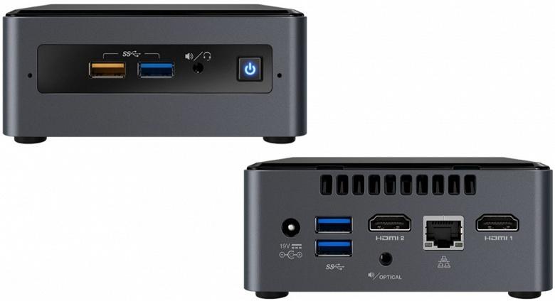 Мини-ПК Intel NUC Crimson Canyon с дискретными графическими процессорами доступны для предварительного заказа