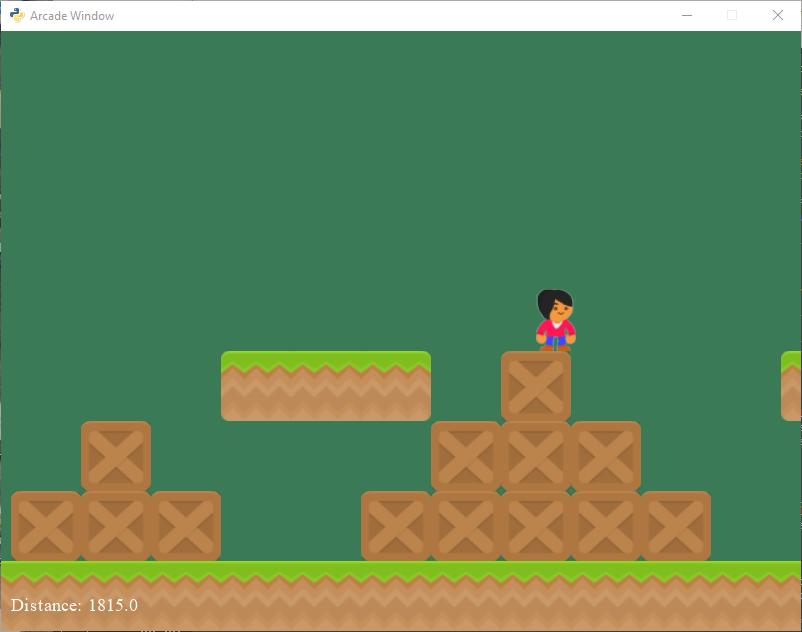 Создаем 2D игру на Python с библиотекой Arcade - 5
