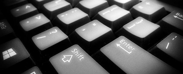 Тайна Keyboard Level 3 или как напечатать длинное тире - 1