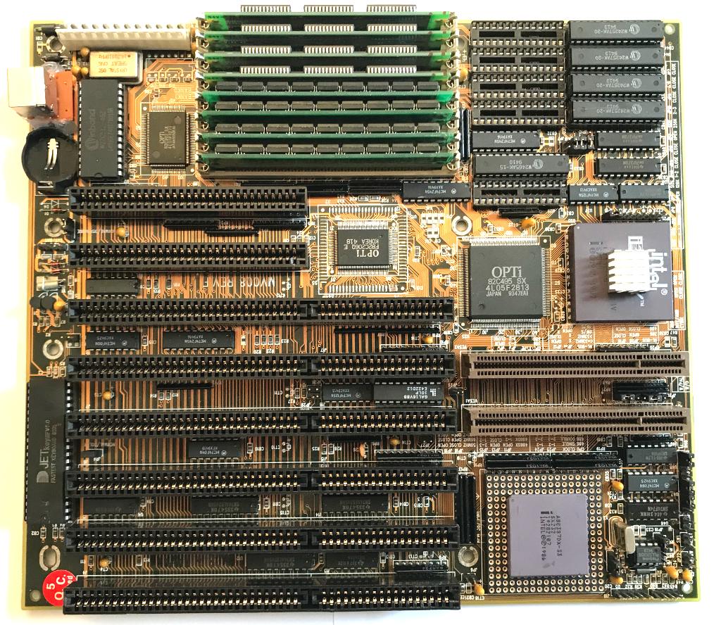 32-битные процессоры Intel: от 3 до 4 — Бесполезный пятничный лонгрид - 2