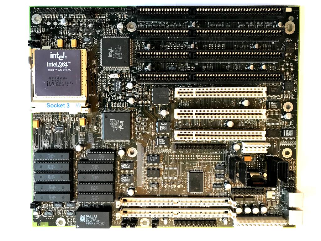 32-битные процессоры Intel: от 3 до 4 — Бесполезный пятничный лонгрид - 4