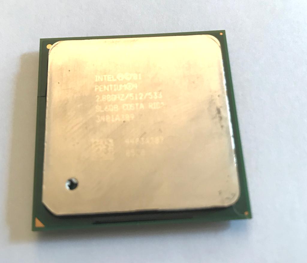 32-битные процессоры Intel: от 3 до 4 — Бесполезный пятничный лонгрид - 8
