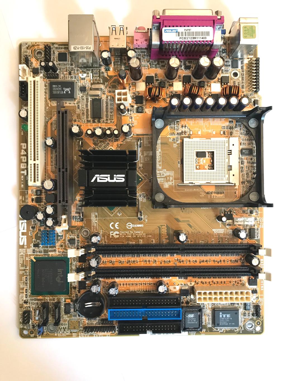 32-битные процессоры Intel: от 3 до 4 — Бесполезный пятничный лонгрид - 9