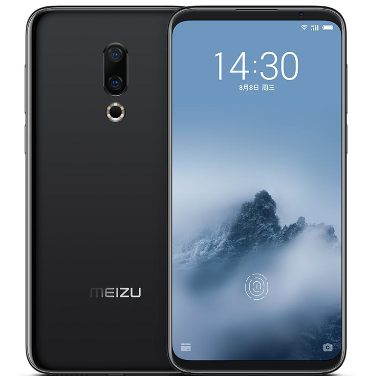 Meizu презентовала новые флагманские смартфоны