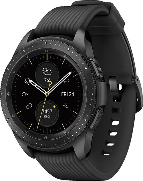 Samsung представила новые наручные часы — Galaxy Watch