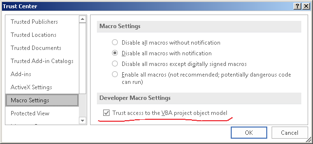 Безопасность Microsoft Office: Автоматизация - 3