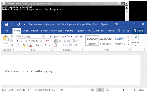 Безопасность Microsoft Office: Автоматизация - 6