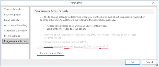 Безопасность Microsoft Office: Автоматизация - 9